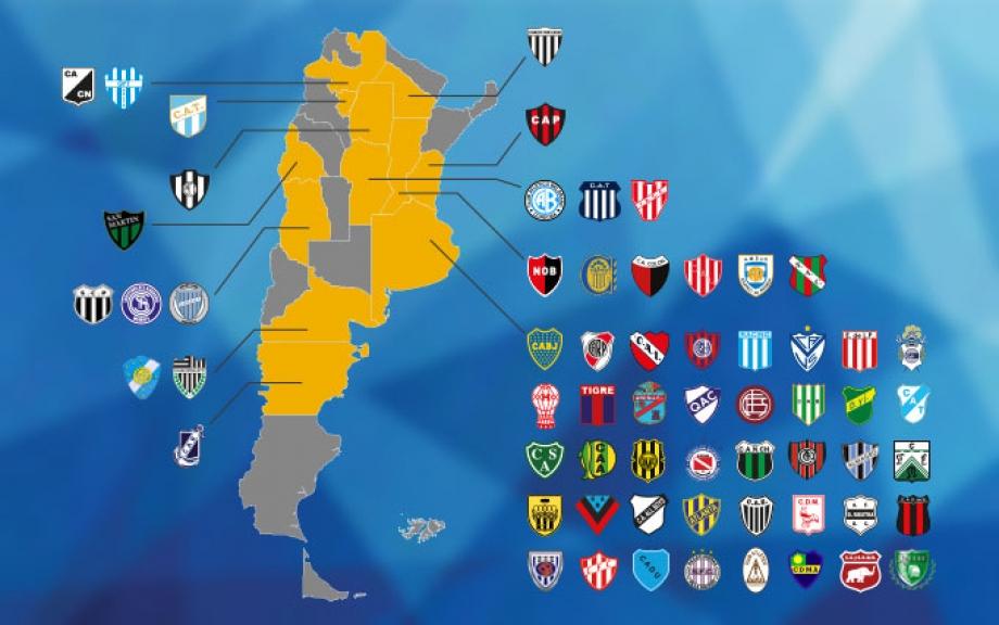 Hoy se realiza el sorteo de la copa argentina 2017 nexo Quien juega hoy futbol
