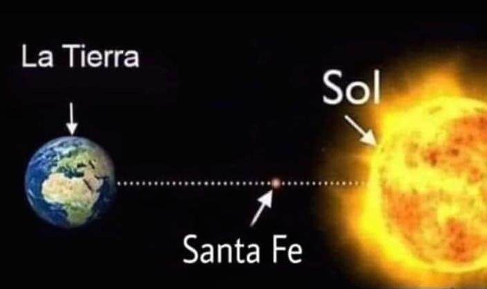 Estallaron Los Memes Tras El Agobiante Calor En Santa Fe